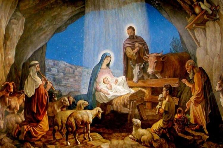 vjerske božićne čestitke Brojne čestitke povodom katoličkog Božića vjerske božićne čestitke