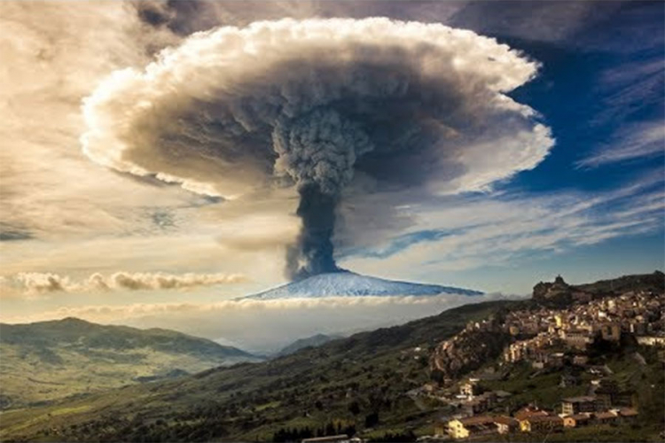 Erupcija vulkana koja bi mogla izbrisati civilizaciju je blizu