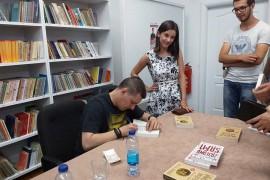 Marčelo u Kotor Varošu predstavio svoj književni rad